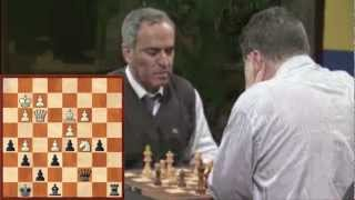 Kasparov Vs Short - Blitz Chess Game 7