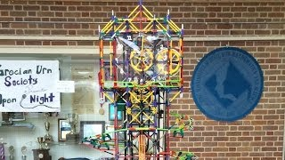 K'nex Grandfather Clock