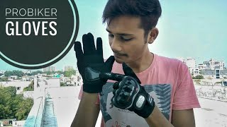 PROBIKER GLOVES REVIEW  after 600 Kms. | detailed review of cheapest biker gloves | INFINITY CUSTOMS