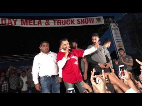 Sharry maan live in canada 2017 | transportiye | upcoming song | 2017 | canada day mela