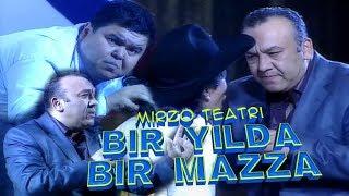 Mirzo Teatr - Bir yilda bir mazza (2009) konsert