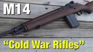 The M14 did what it was asked to do (Cold War Rifles)