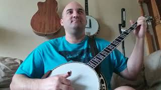Take Me Home, Country Roads (Banjo)