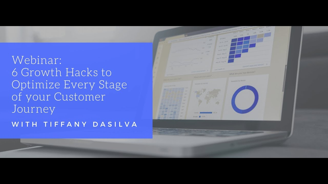 Growth Hacks to Optimize Every Stage of your Customer Journey [Webinar]