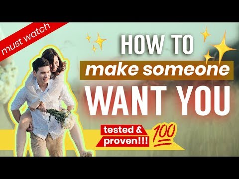 Get Someone to WANT YOU - Guided Visualization - Law of attraction