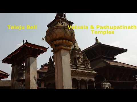A Walk Around Bhaktapur - Kathmandu, Nepal