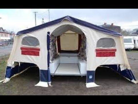 Дом на колесах / The Caravan Show (серия 7 - реставрация airstream, трансформер, мини кемпер)