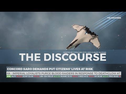 The Discourse - CONCORD Demands Endanger Public
