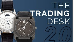 The Trading Desk | Jaeger-LeCoultre vs. Bulgari, Rolex Rumors, and Best Watches for Gifting