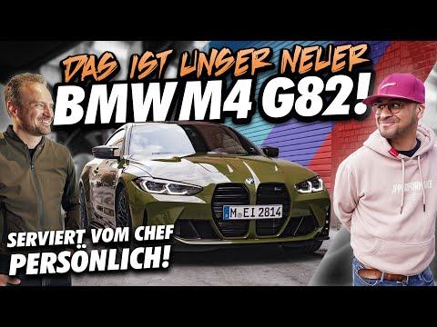 JP Performance - Unser neuer BMW M4 G82 | mit Markus Flasch