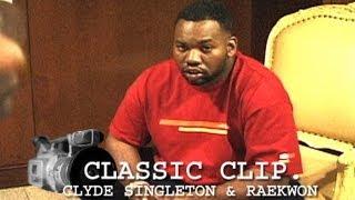 Clyde Singleton & Raekwon The Chef (Wu Tang) You're Watching 411 Skateboard Video Magazine