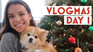VLOGMAS 2019 DAY ONE | Ingrid Nilsen