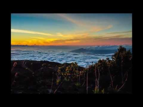 Time Lapse Haleakalā National Park clouds