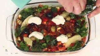 Овощная солянка   Вегетарианская кухня