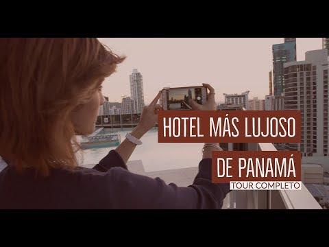 El Hotel más LUJOSO de todo Panamá