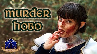 Murderhobo | 1 For All | Fantasy Comedy Web-Series