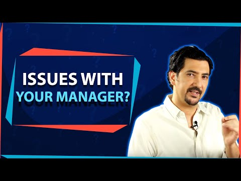 Issues With Your Manager? Not Anymore! Decode Your Manager✓