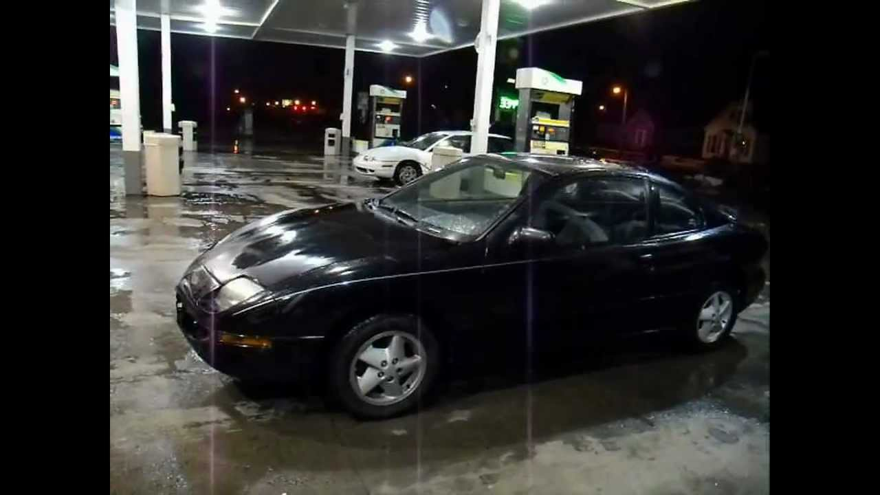 1997 Pontiac Sunfire 2 2 Liter Automatic Bought For  700