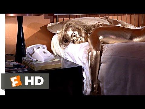 Goldfinger (3/9) Movie CLIP - The Golden Girl (1964) HD