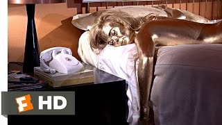 Goldfinger (3/9) Movie CLIP - The Golden Girl (1964) HD