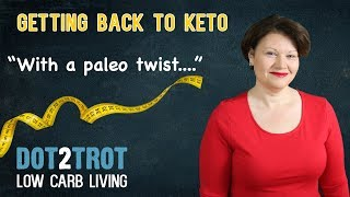 Getting Back To Keto | Paleo Style