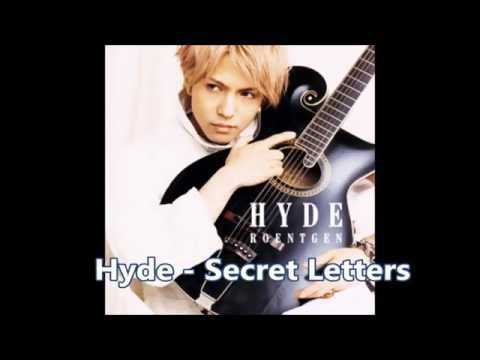 Hyde - Secret Letters (English Version)