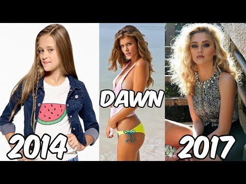 Nicky, Ricky, Dicky and Dawn Before and After 2017