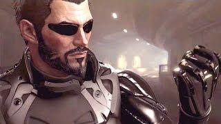 Deus Ex: Mankind Divided — Русский трейлер! 6 минут! (HD)