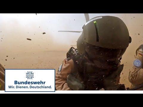 Transporthubschrauber NH-90 in Mali: Impressionen - Bundeswehr