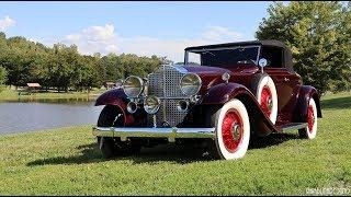 1932 Packard Roadster - Manns Restoration - Festus, MO