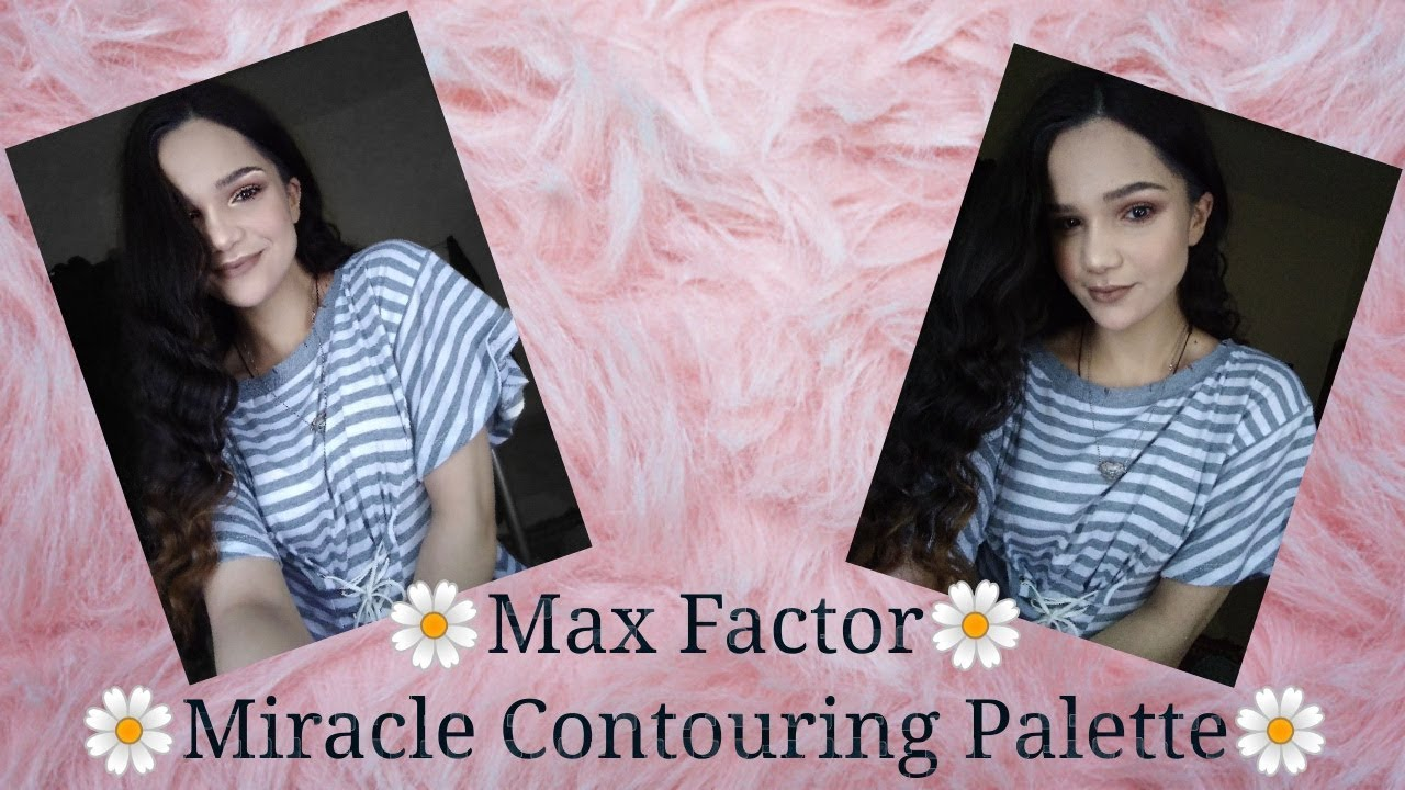 Miracle Contouring Palette by Max Factor #18
