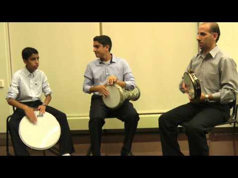 Mazin Blaik Percussion Arts Sample
