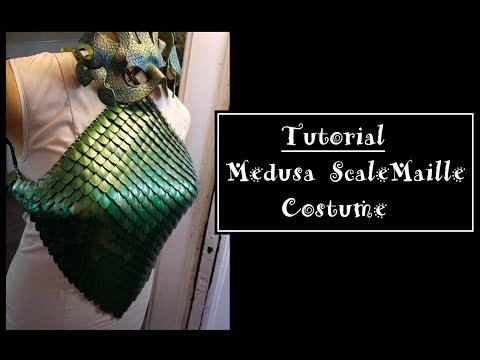 How To Medusa Costume