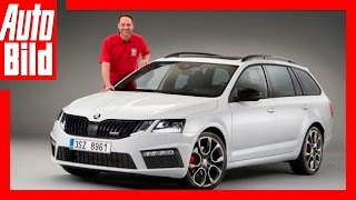 Skoda Octavia Facelift 2017 Review Details