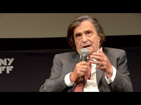 'The Death of Louis XIV' Press Conference | Jean-Pierre Léaud & Albert Serra | NYFF54