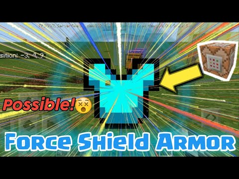 how-to-make-a-force-shield-armor-in-minecraft-using-command-block-trick