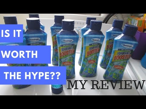 Dollar Tree Review Fragrance Booster Is It GOOD?