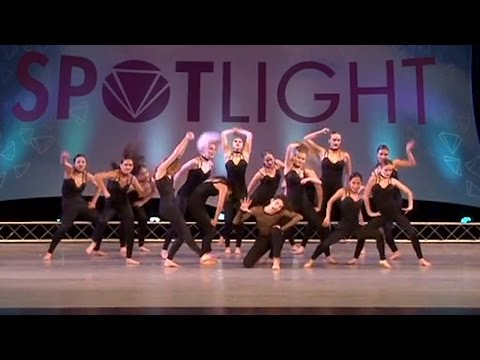 EAT, SLEEP, RAVE, REPEAT - Jazz Competition Dance