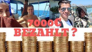 Wie viel haben wir für die Malediven bezahlt ? 💰 XXL MALEDIVEN VLOG 🌴 | KUBRAXDENIZ