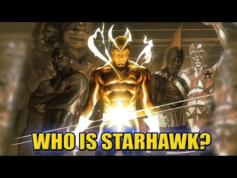 Who is Marvel's Starhawk in Guardians of the Galaxy Vol. 2? Stakar & Aleta Ogord? | DaFAQs