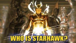 Who is Marvel's Starhawk in Guardians of the Galaxy Vol. 2? Stakar & Aleta Ogord? | DaFAQs