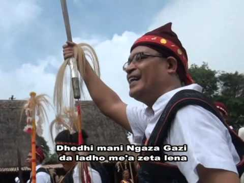 Lagu daerah Ngada