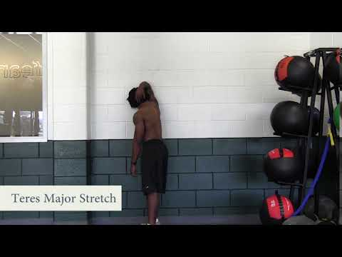Teres Major Stretch