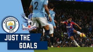 Manchester City | Just The Goals