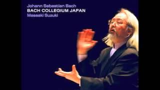 JS. BACH, Cantata BWV 34 (1. Coro) ~ O ewiges Feuer, o Ursprung der Liebe. Masaaki Suzuki /BCJ