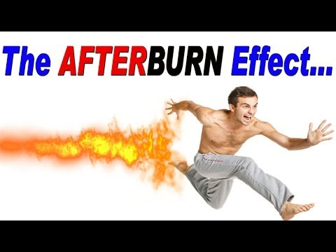 AfterBurn Effect - what is it and does it work?