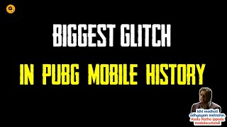 🤯🤯🤯 Biggest Glitch in Pubg Mobile || Pubg Mobile Tips and Tricks in Telugu