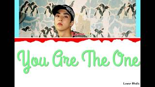 Download lagu Xiumin - You Are The One Lyrics