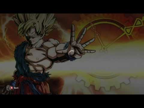Dragon Ball Xenoverse GT DLC Pack 3 glitch