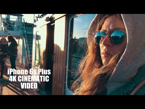 iPhone 6s Plus 4K Cinematic Video Footage